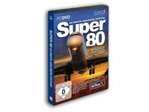 Super 80: Ultimate Airliner Edition X