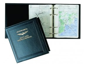 Jeppesen VFR Manual: Czech Republic plus Revision Service and Binder