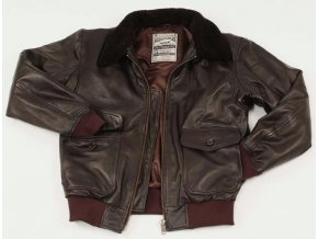 G1 TopGun Leather Flight Jacket