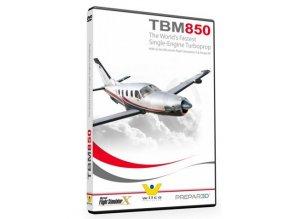 Socata TBM 850 ELITE (FSX/P3D) DOWNLOAD VERZE