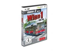 OMSI 2: Wien Linie 24 A (OMSI 2 add-on)
