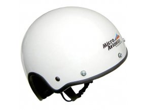 Microavionics MM021 Paramotor Helmet no Visor (Incl Fleece Neck warmer)