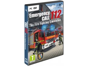 EMERGENCY CALL 112 (The Fire Fighting Simulator)