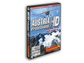 Austria PROFESSIONAL HD X - WEST