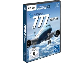 PMDG 777-200LR FOR P3D VERSION 4