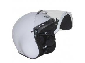 microavionics integral helmet