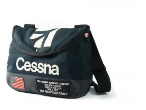 CESSNA SHOULDER BAG NAVY