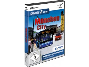 OMSI 2 ADD-ON MUENCHEN CITY