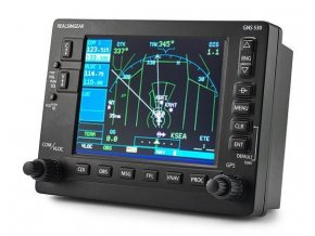 REAL SIM GEAR GARMIN GNS 530 GPS