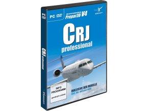 CRJ PROFESSIONAL P3DV4