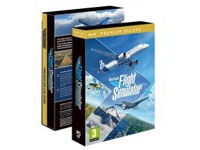 Microsoft Flight Simulator - Premium Deluxe Edition