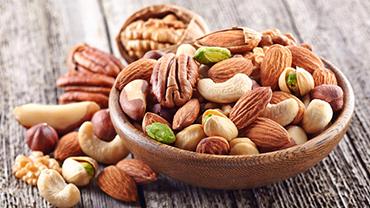 4 fit ořechy + arašídy