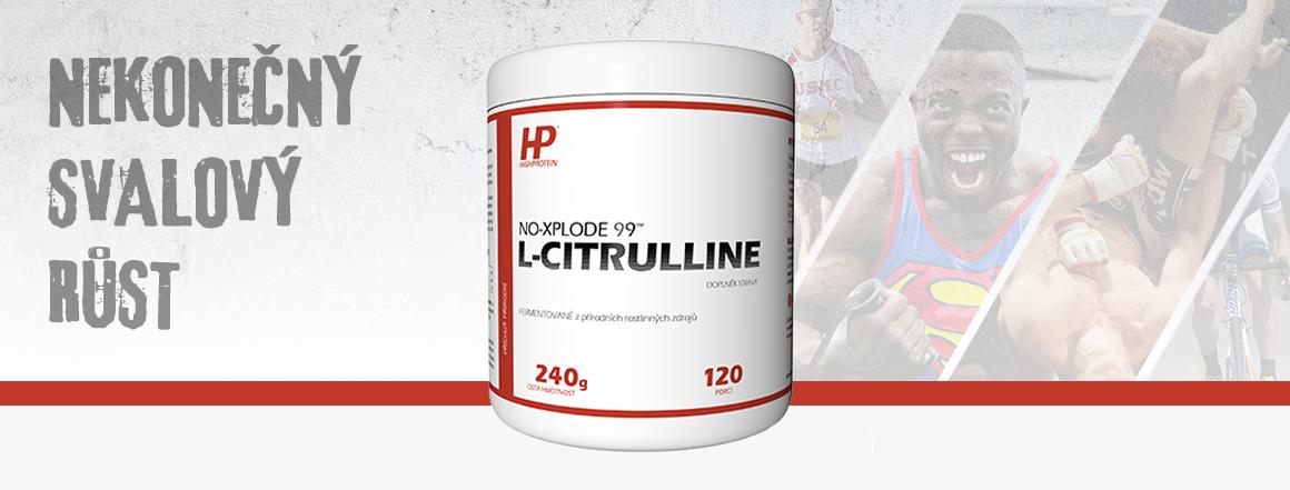 Zjisti více o NO-Xplode 99™ L-Citrulline
