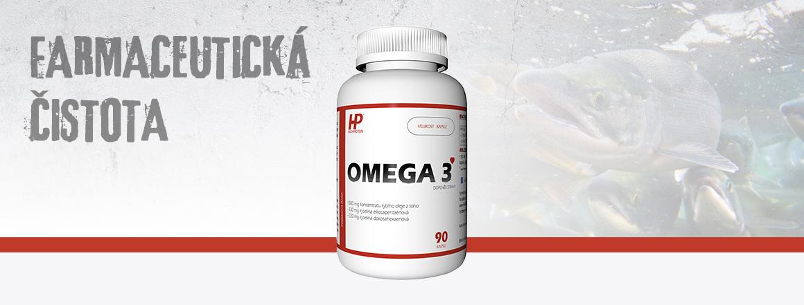 Zjistit více o Omega 3