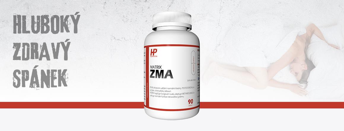 Zjisti více o ZMA Matrix