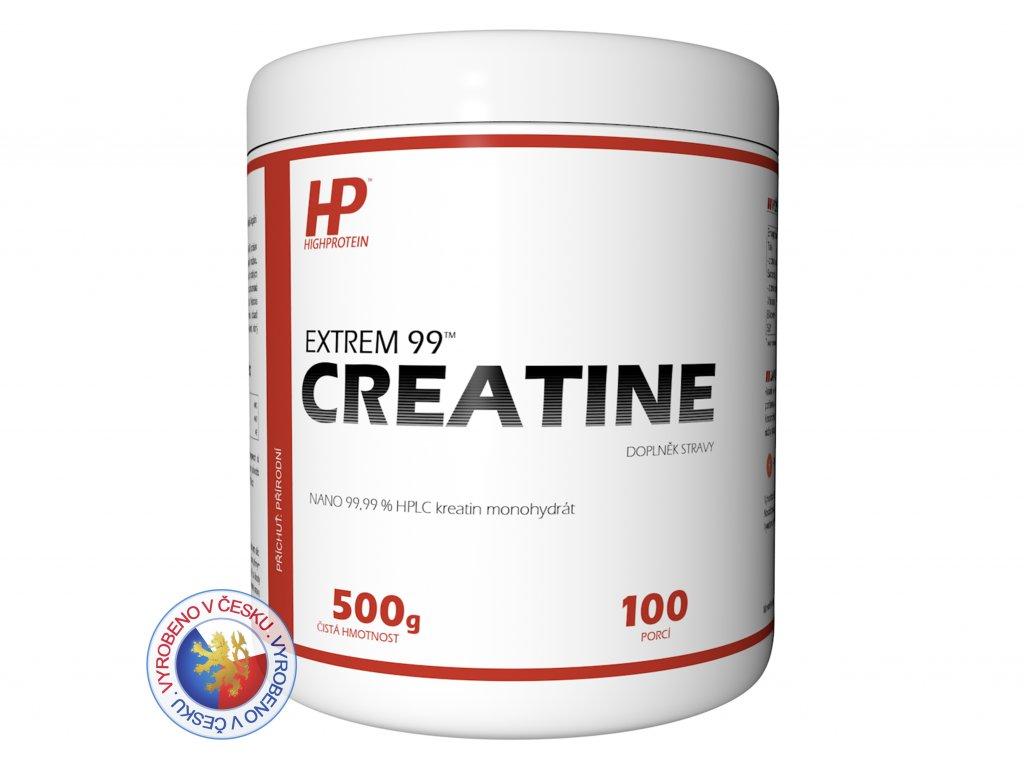 dóza Extreme 99™ Creatine HIGHPROTEIN cz 8