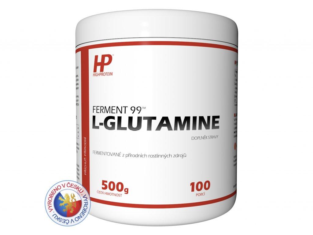 Dóza Ferment 99™ L Glutamine HIGHPROTEIN cz 2