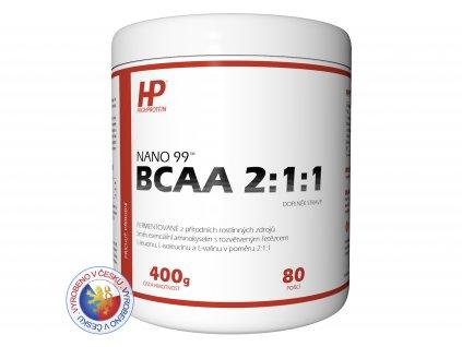 přírodní dóza Nano 99™ BCAA HIGHPROTEIN cz 2