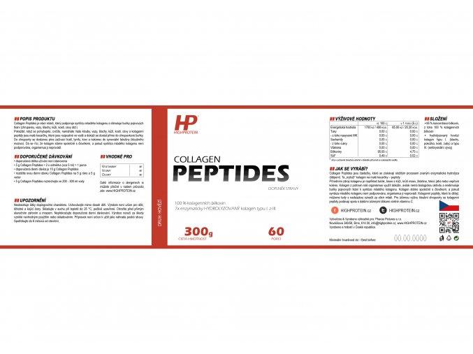 Collagen Peptides HIGHPROTEIN 10
