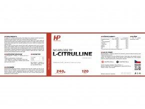 NO Explode 99™ L Citrulline HIGHPROTEIN cz 4