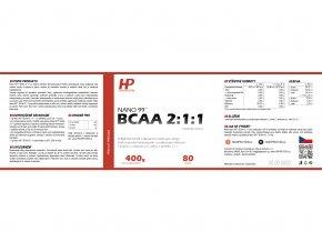 Nano 99™ BCAA HIGHPROTEIN cz 6