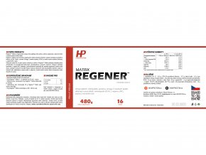 Regener™ Matrix HIGHPROTEIN cz 3