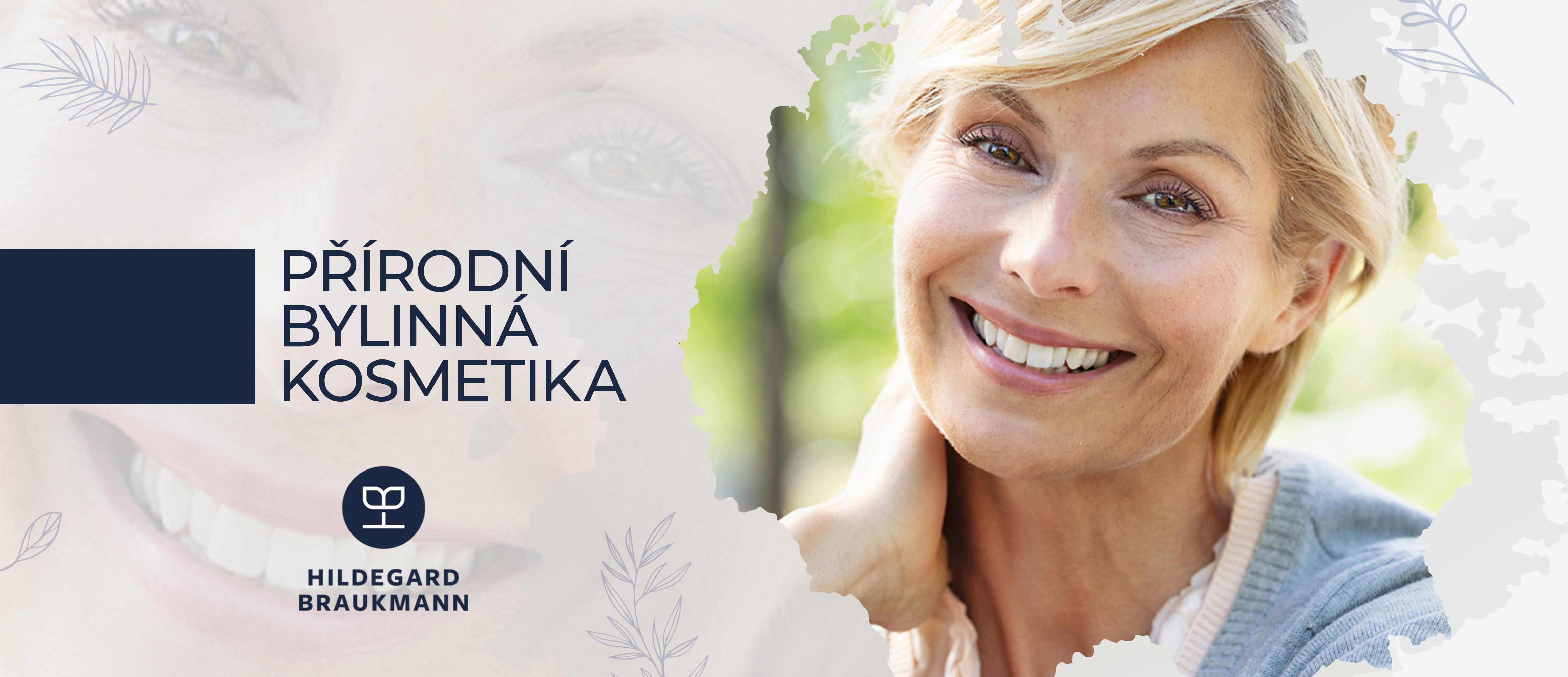 Přírodní bylinná kosmetika Hildegard Braukmann