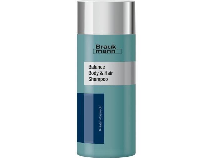 4016083058407 BRAUKMANN MÄNNERWELTEN Balance Body & Hair Shampoo highres 9802