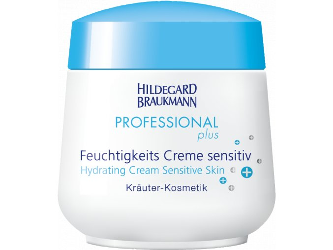 4016083049153 PROFESSIONAL plus Feuchtigkeits Creme sensitiv highres 8040