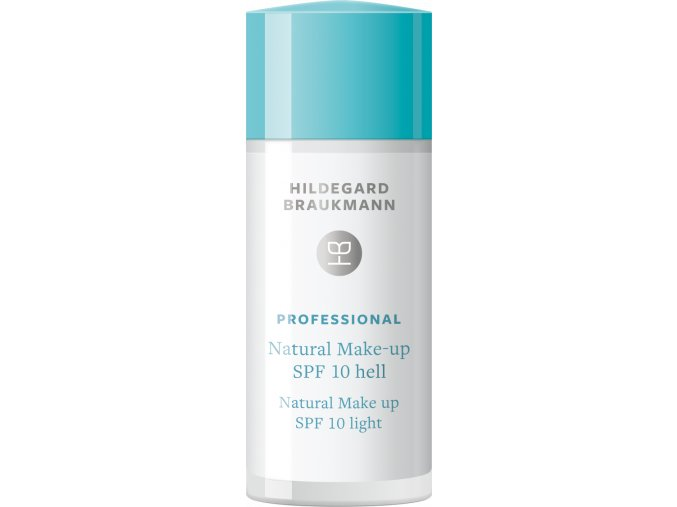 4016083079167 PROFESSIONAL Natural Make up SPF 10 hell highres 11110
