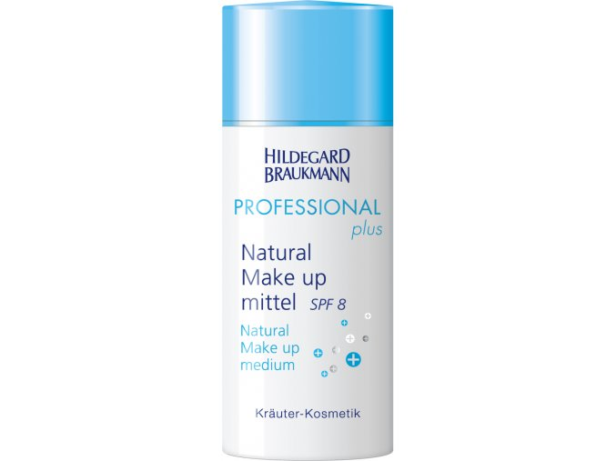 0 PROFESSIONAL plus Natural Make up SPF 8 highres 10063