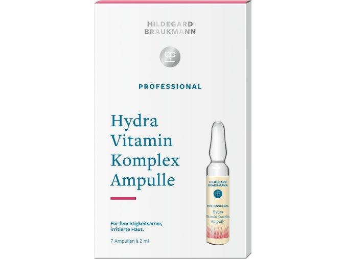 4016083079525 PROFESSIONAL Hydra Vitamin Komplex Ampulle highres 11071