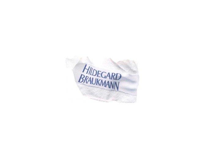 Froté ručník bílý 50 x100 cm