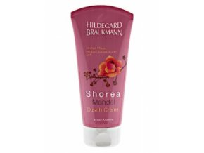 Shorea mandlový sprchový gel  Shorea Mandel Dusch Creme 200 ml