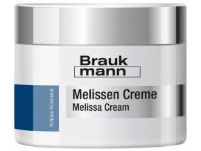 Braukmann Melissen Creme  Meduňkový krém 50 ml