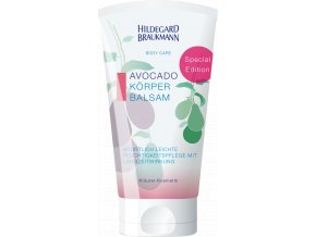 4016083015110 BODY CARE AVOCADO KOERPER BALSAM Special Edition highres 9503