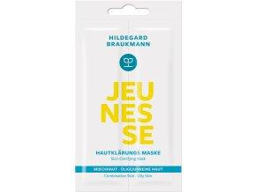 Jeunesse Hautklärungs Maske  Maska na rozjasnění pokožky 2x7 ml