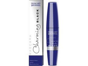 Limitierte Editionen Mascara Charming Black  Voděodolná černá řasenka 6 ml