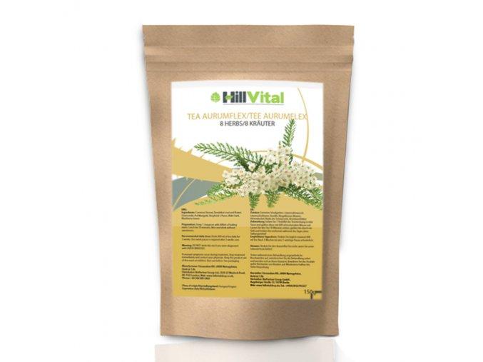 Čaj Aurumflex na hemoroidy 150 g HillVital inf