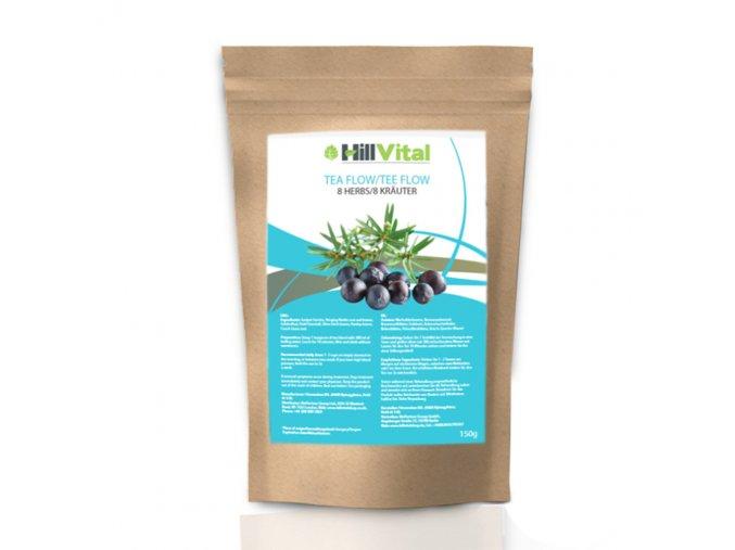 Čaj Flow – diuretický čaj na čištění ledvin HillVital inf