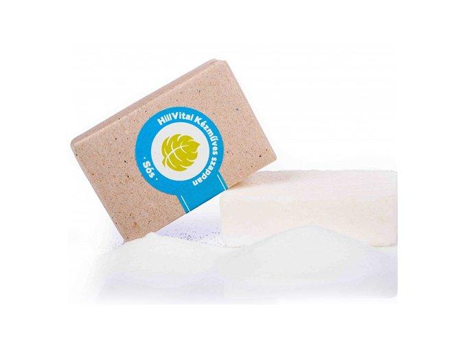mýdlo pro alergiky s mořskou solí