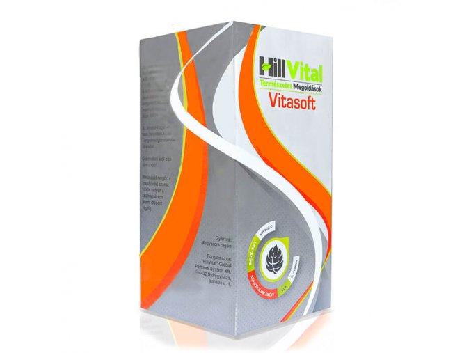 vitasoft vitaminovy komplex na kozni problemy hillvital