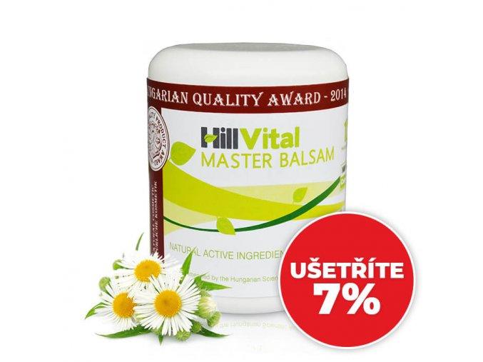 master hillvital usetrite 7 percent cz