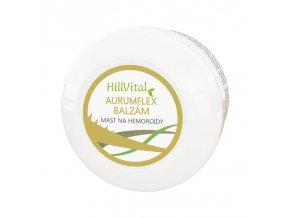 Aurumflex mast na hemoroidy (zlatá žíla) 50 ml HillVital inf