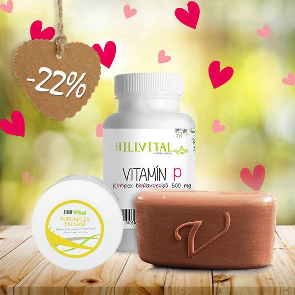 HillVital | Balíček na hemoroidy 300g