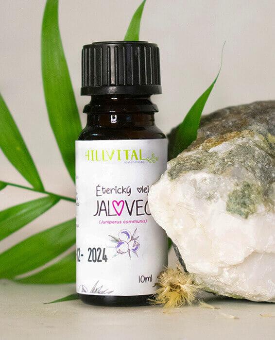 HillVital | Éterický olej Jalovec, 10 ml