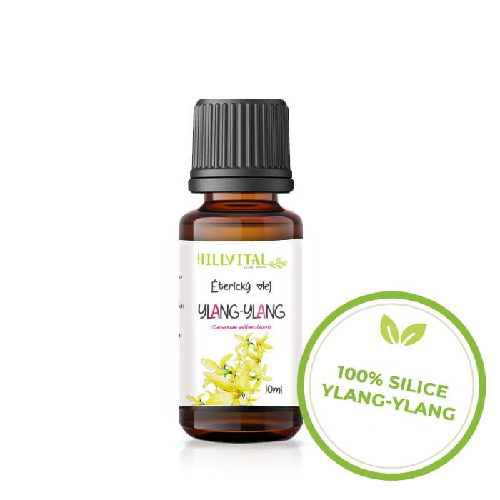 HillVital | Éterický olej Ylang Ylang, 10 ml