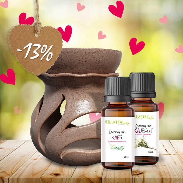 HillVital   Aromaterapeutický balíček - podpora kloubů a svalů