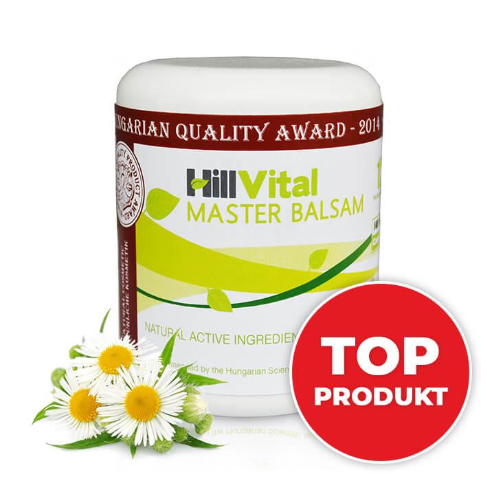 Hillvital | Master balzám na bolest zad 250 ml