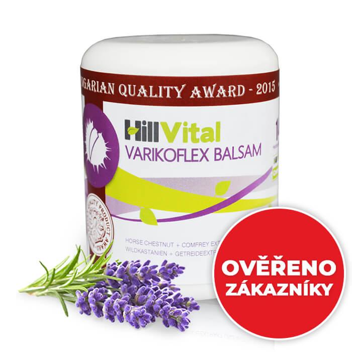 HillVital | Varikoflex na oteklé nohy 250 ml